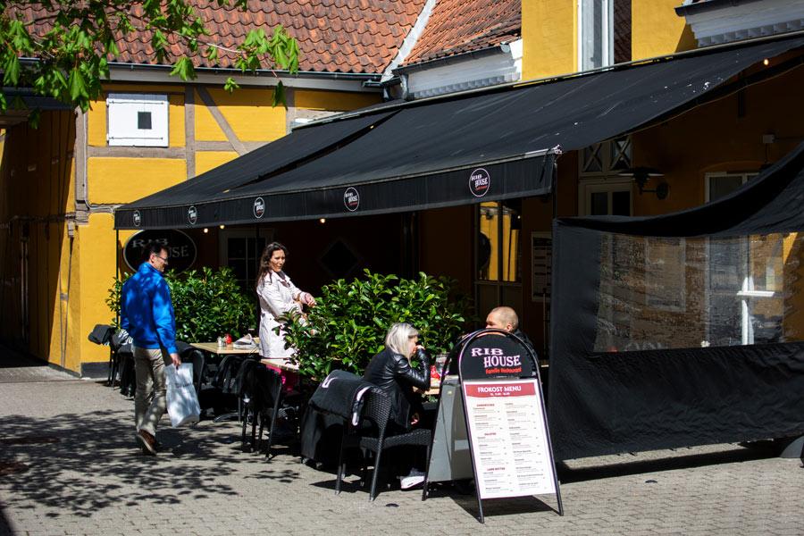 Besøg Rib House i Djalma Lunds Gaard